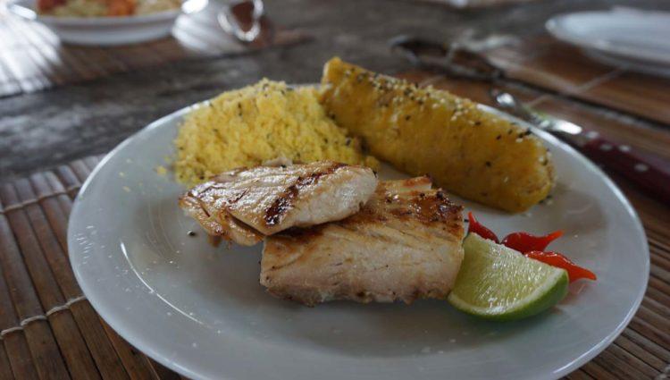 Coco Brasil em Caraíva