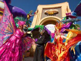 Universal Orlando revela artistas que se apresentarão no Mardi Gras 2018