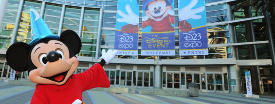 Novidades dos parques Disney na D23 Expo Japan 2018