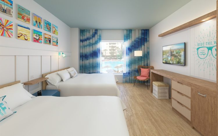 Universal's Endless Summer Resort Surfside Dockside Inn and Suites