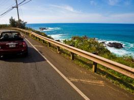 Alugar carro em Honolulu e dirigir no Hawaii