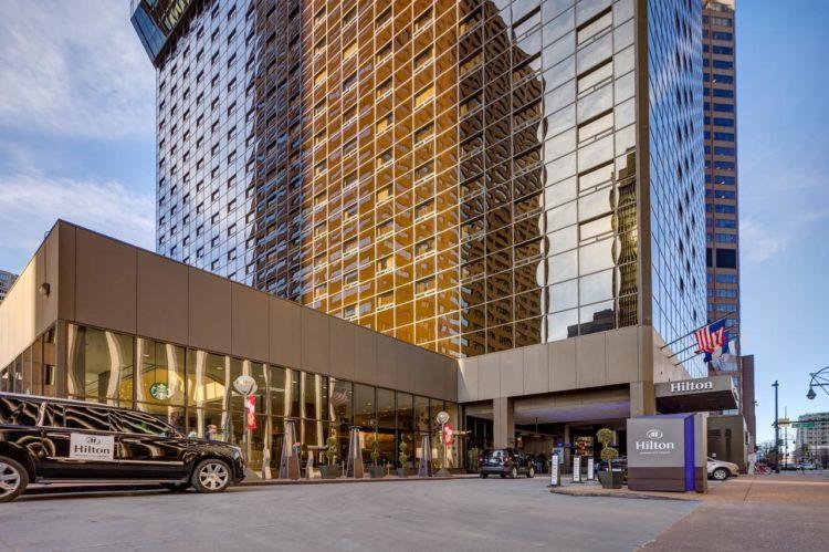 Onde ficar em Denver: Hilton Denver City Center