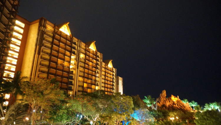 Aulani, o resort da Disney no Hawaii