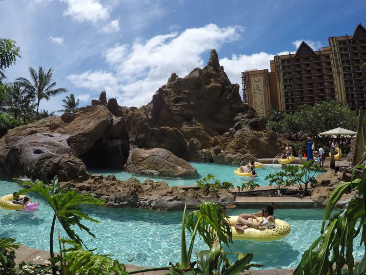 Aulani Disney Hawaii