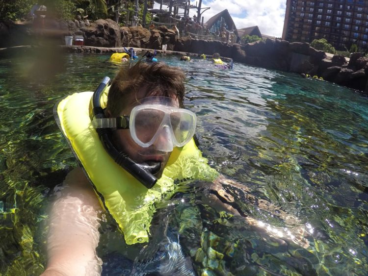 Rainbow Reef Aulani