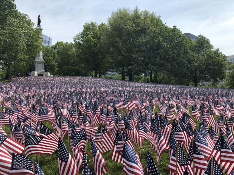 Primeiras impressões de Boston: Boston Common