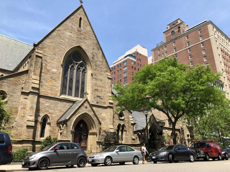 Primeiras impressões de Boston: Newbury Street