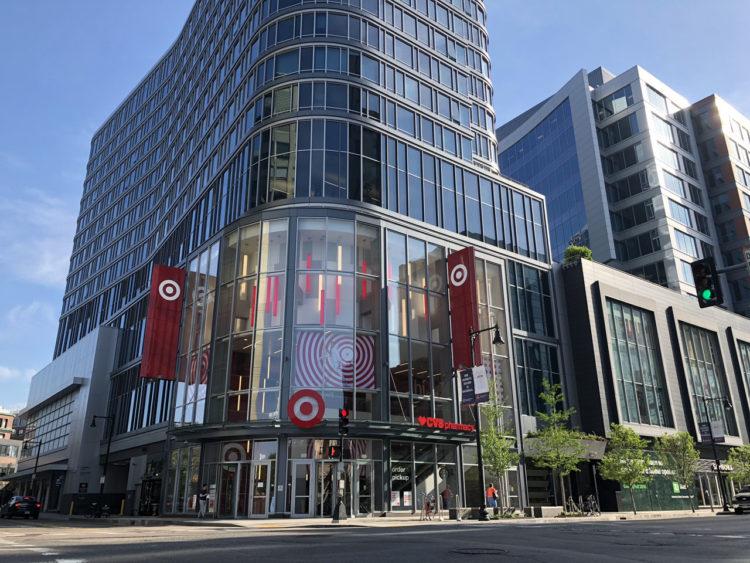 Primeiras impressões de Boston: Target em Fenway