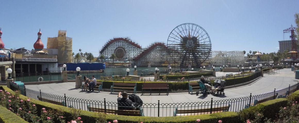 Dá para conhecer a Disney da Califórnia em um dia?