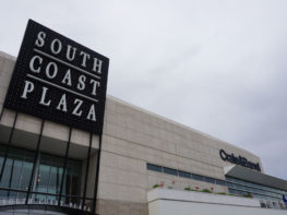 South Coast Plaza: o maior shopping da Califórnia, perto da Disneyland