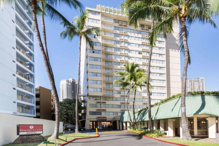 Onde ficar em Waikiki: Ramada Plaza by Wyndham Waikiki