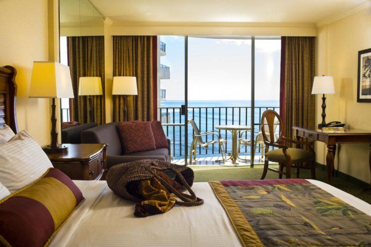 Onde ficar em Waikiki: Outrigger Waikiki Beach Resort