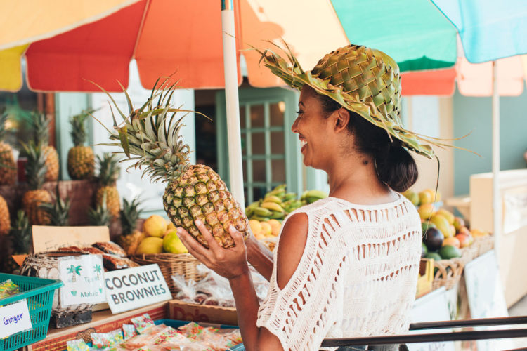 Curiosidades sobre o Hawaii: abacaxi no Hawaii