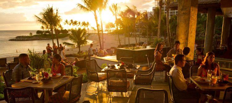'Ama 'Ama: restaurante havaiano do Aulani