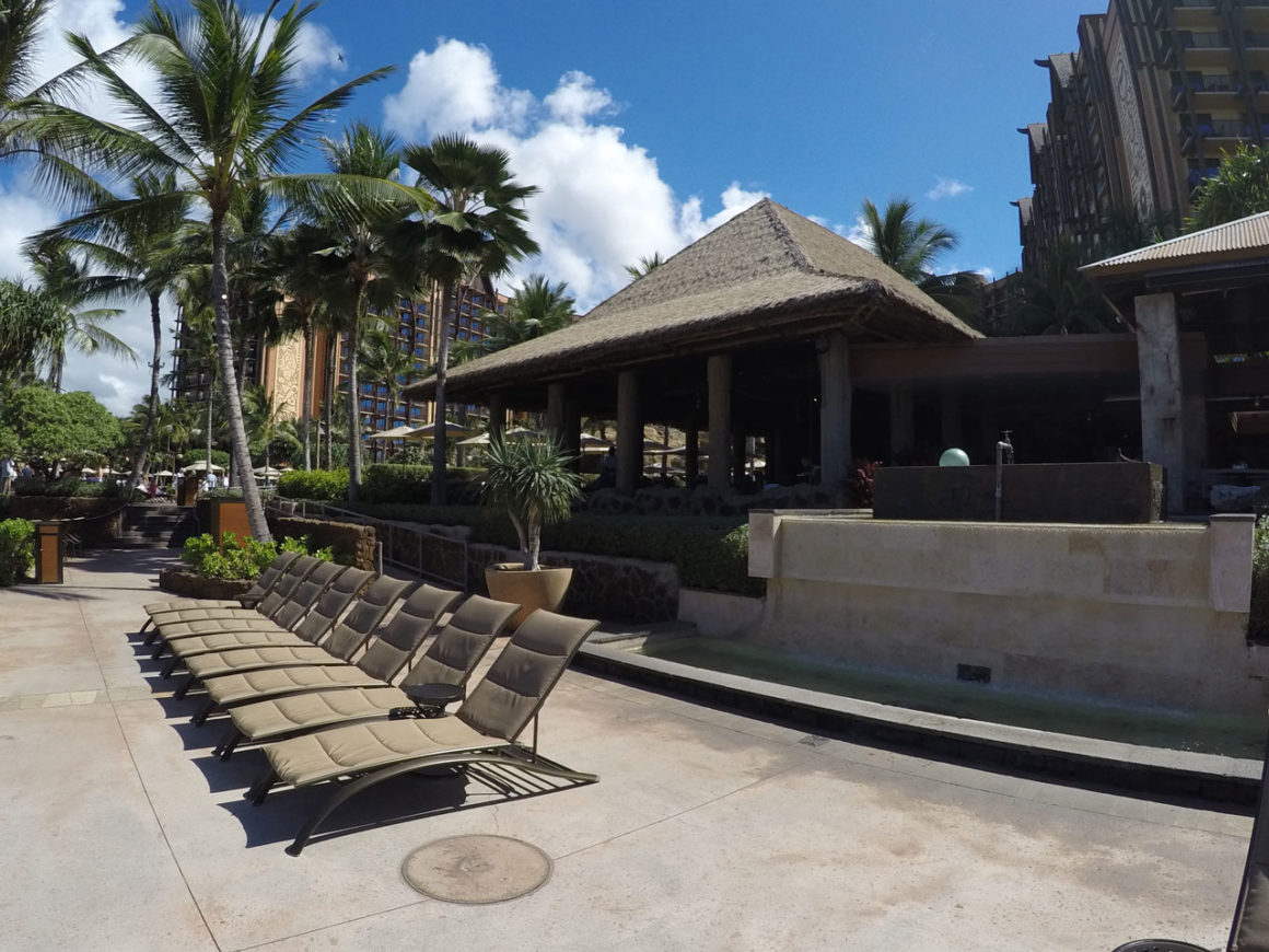 'Ama 'Ama: o restaurante havaiano do Aulani