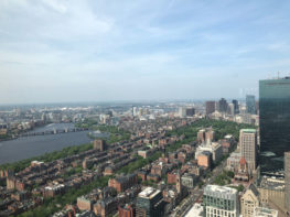 Skywalk Observatory: o observatório de Boston
