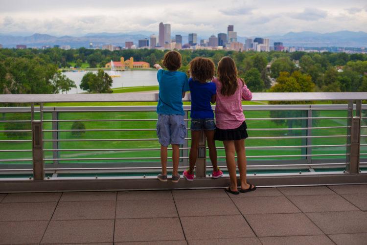 O que fazer em Denver: Denver Museum of Nature and Science, City Park
