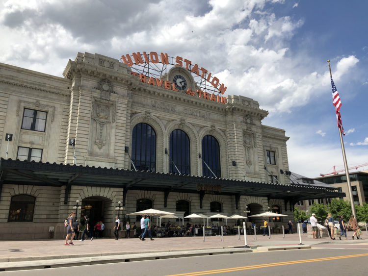 Union Station de Denver