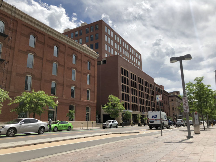 Wynkoop Street, Denver