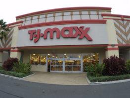 Como é uma loja TJ Maxx em Orlando
