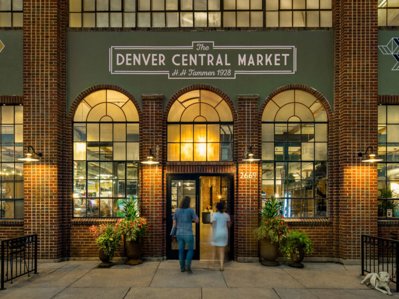 Denver Central Market: River North