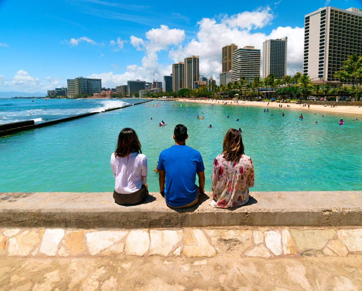 Onde ficar em Waikiki sem gastar muito