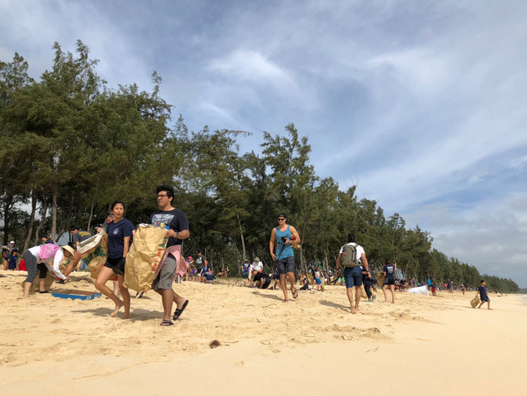 Waimanalo Bay, Oahnu