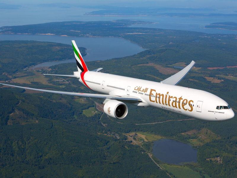 Emirates 777-300 ER