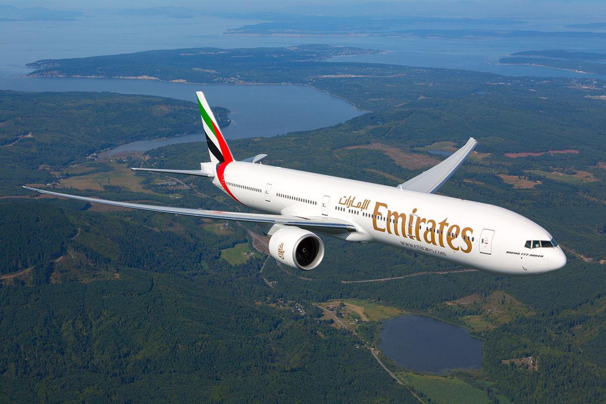Como é voar de Emirates e fazer conexão no aeroporto de Dubai