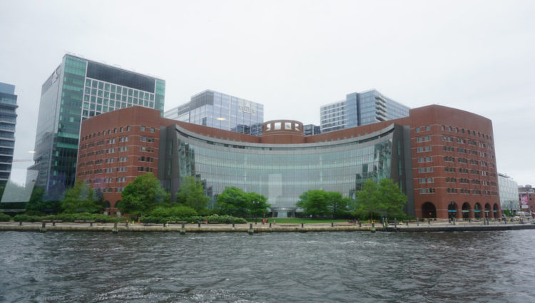 Boston Inner Harbor