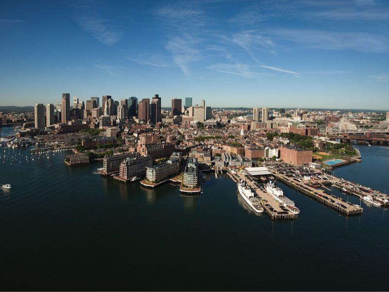 Boston Harbor Cruises: passeio de barco em Boston