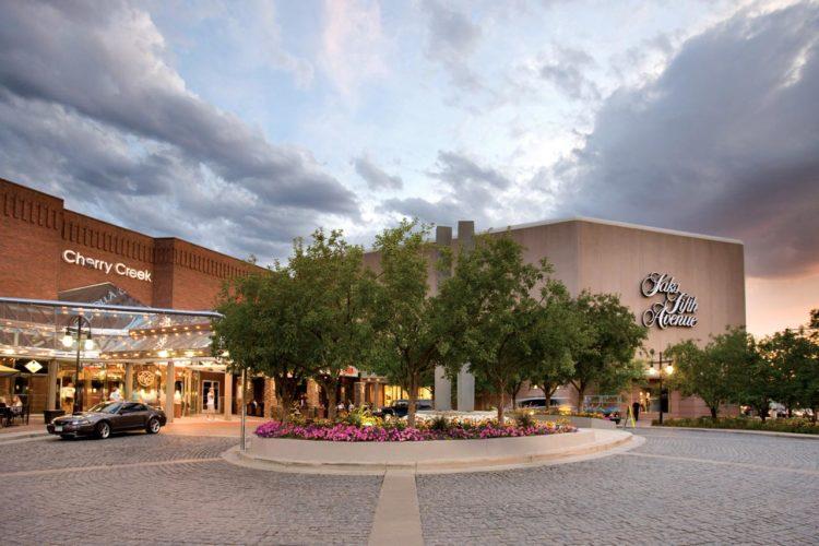 Compras em Denver: Cherry Creek Mall