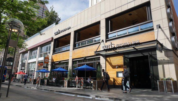 Onde comer em Denver: Earls Kitchen + Bar