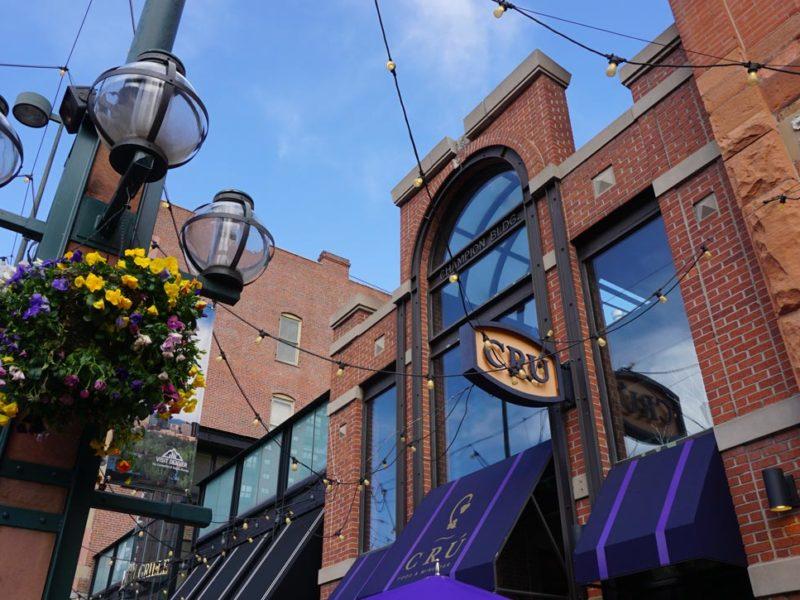 Onde comer em Denver: Crú
