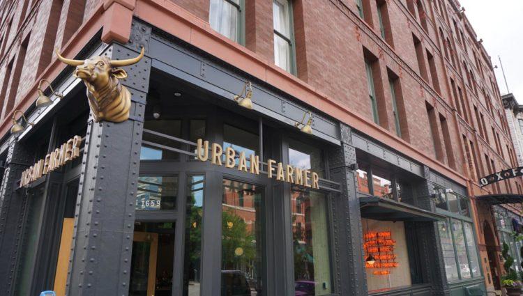 Onde comer em Denver: Urban Farmer