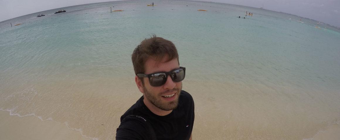 parada de navio em Grand Cayman