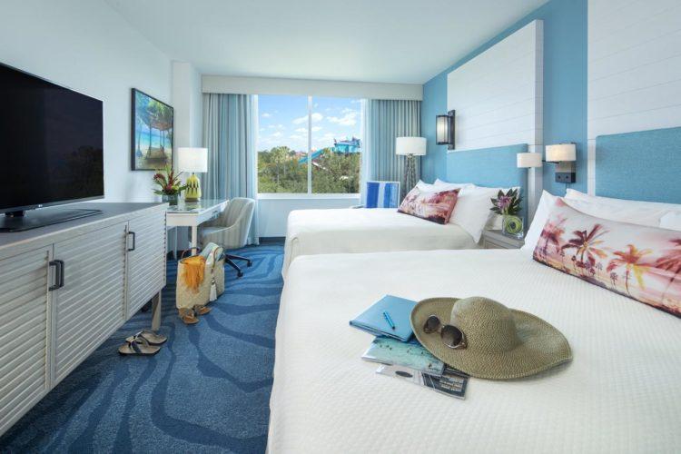 Sapphire Falls no Universal Orlando Resort