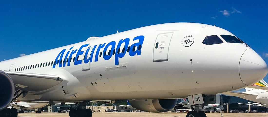Resultado de imagem para air europa