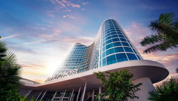 Aventura Hotel no Universal Orlando Resort