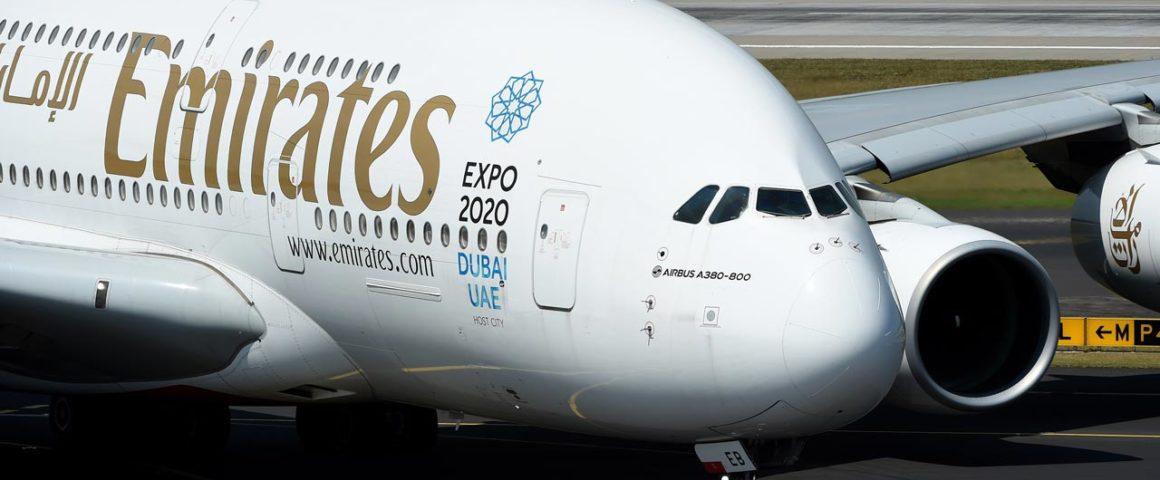 Como se cadastrar do programa Emirates Skywards
