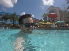 Como é ficar no Sapphire Falls do Universal Orlando Resort