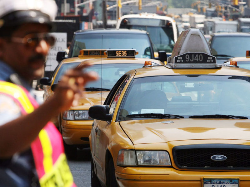 Alugar carro em Nova York