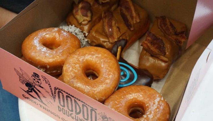 Voodoo Doughnut no CityWalk