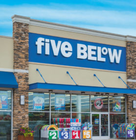 Five Below: a loja com tudo por menos de 5 dólares!