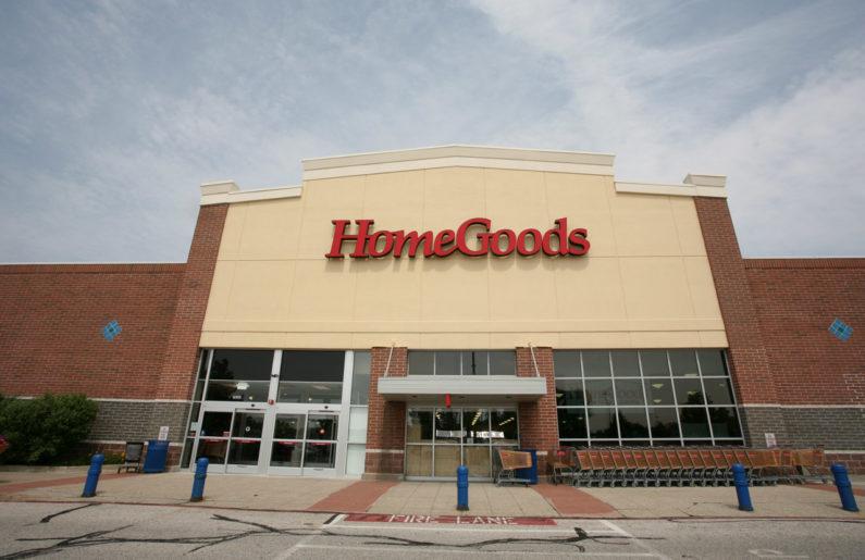 Como é uma loja HomeGoods em Orlando
