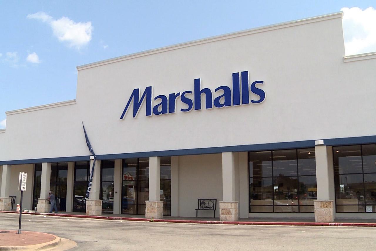 Como é uma loja Marshalls em Orlando
