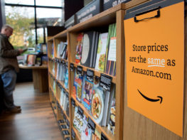 Amazon Books: como é a livraria da Amazon nos Estados Unidos