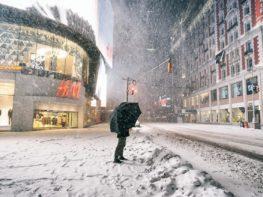 Como é visitar Nova York em janeiro