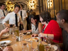 VIVO: restaurante italiano no CityWalk da Universal Studios