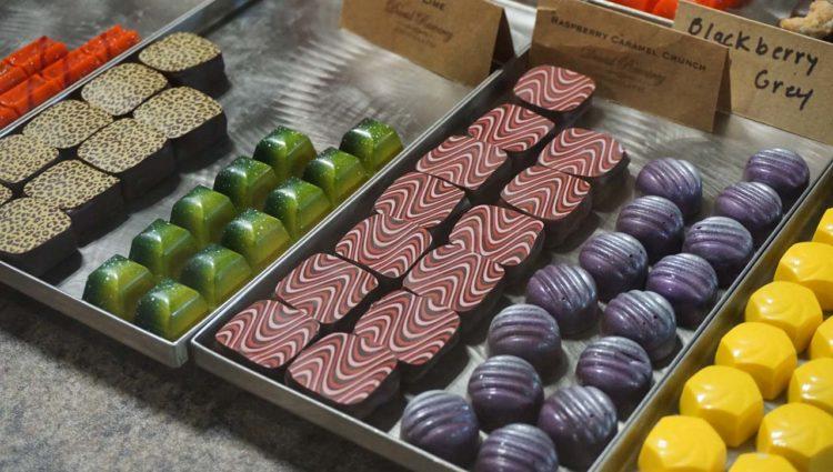 Chocolates David Ramirez